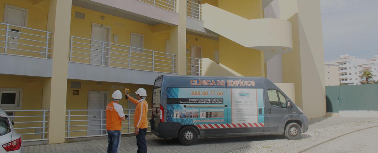 Portefólio - Clinica de Edificios